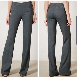 Professional Grey Pants from Wet Seal